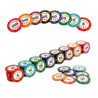 Gameland Diamond – Poker chip set – Phỉnh Poker