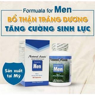[Chính Hãng] TPBVSK Formula For Men 60v Hỗ Trợ Tăng Sinh Lực Nam Giới xuất xứ USA thumbnail