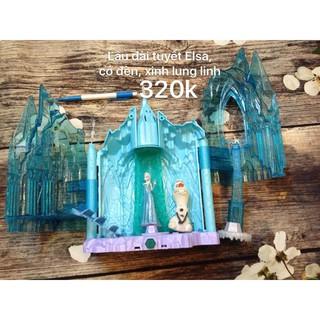 Lâu đài tuyết Elsa