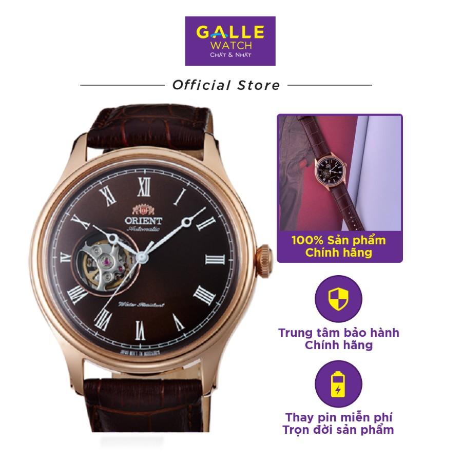 Mặc gì đẹp: Thời trang với Đồng hồ Nam chính hãng Nhật Bản Orient FAG00001T0 - Thương hiệu đứng đầu Nhật Bản - Phân phối độc quyền Galle Watch