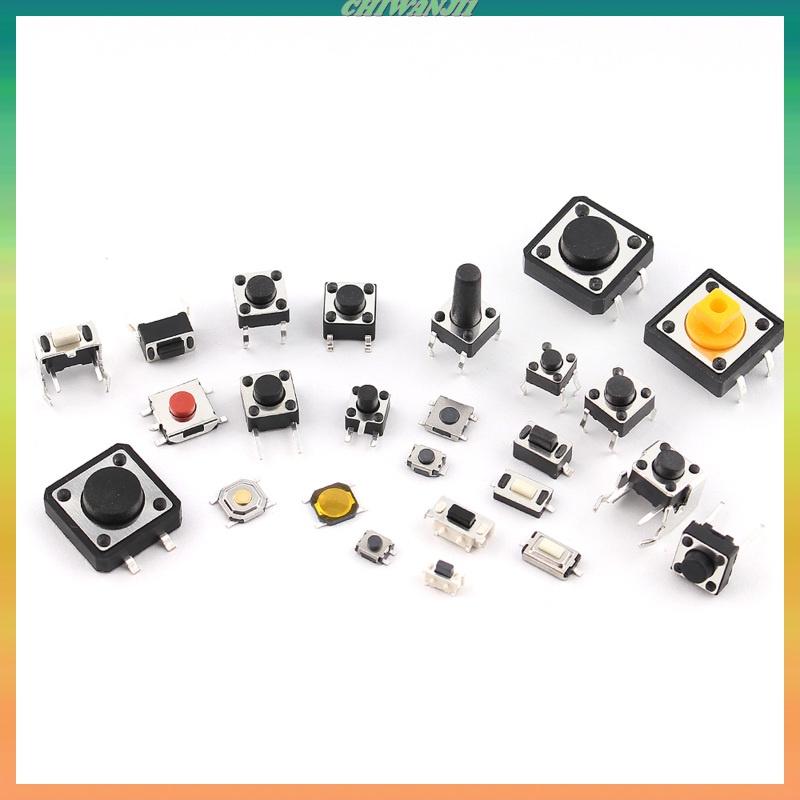1 Nút Nhấn Micro Cho Máy Ghi Hình Điện Tử