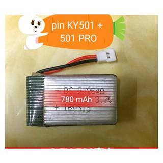 Pin Flycam KY501 Và 501 pro