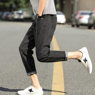 [HOT] Quần jeans baggy Hàn Quốc #A207