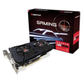 VGA (Card màn hình) Biostar Radeon RX 580 8GB GDDR5 1340MHz thumbnail