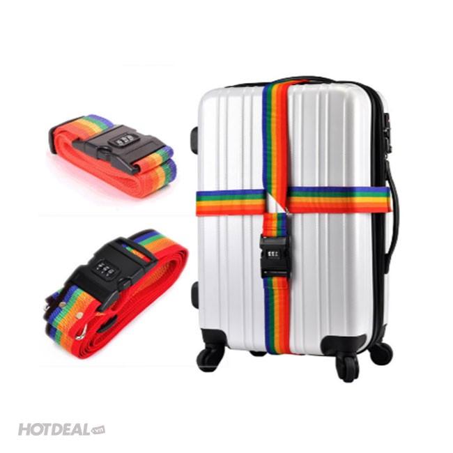 Dây đai khóa vali