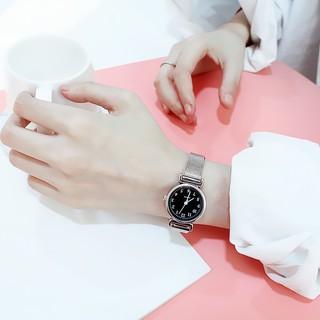 (giá sỉ) đồng hồ dây kim loại thời trang nữ Vesi V99