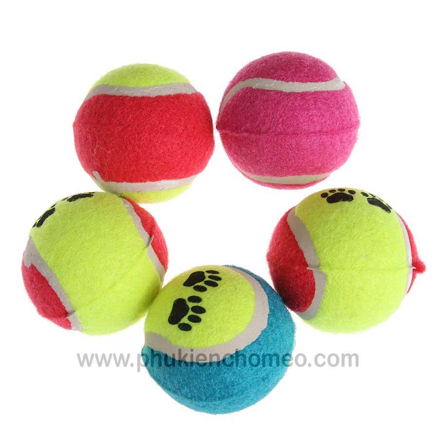 SP197 - Bóng tennis/ Bóng đồ chơi cho chó mèo