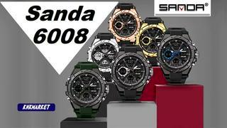 FREESHIP_Đồng hồ thể thao nam SANDA 6018 chính hãng máy nhật SD04-GOZID.WATCHES