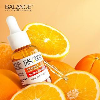 Hình ảnh [Mã FMCGMALL giảm 8% đơn từ 250K] Serum Trắng Da, Mờ Thâm Balance Active Formula Vitamin C Brightening 30ml-2