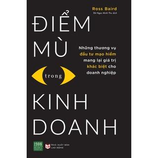 Sách - Điểm Mù Trong Kinh Doanh thumbnail