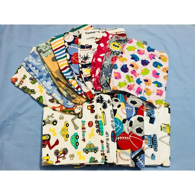 Combo 20 quần đùi cho bé trai / bé gái