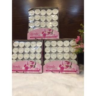 | CỬA HÀNG BỒ ĐỀ TÂM | Nến Vanda [Tea lights] Made in Viet nam