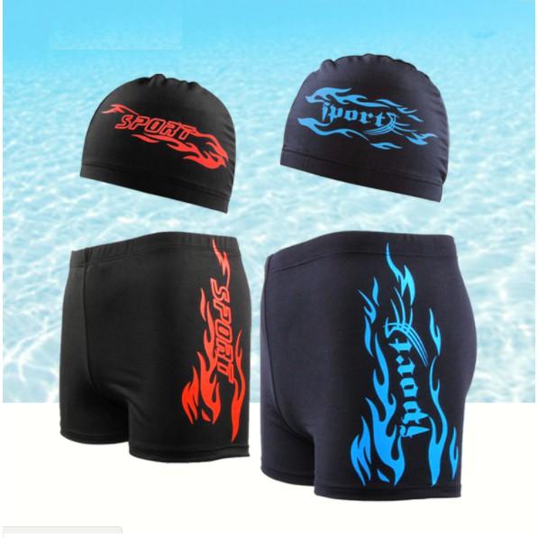 COMBO Quần Bơi và Mũ Bơi