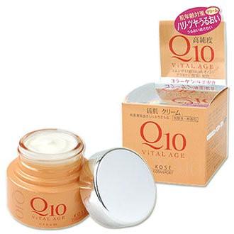Kem dưỡng chống nhăn và tái tạo da Kose Q10