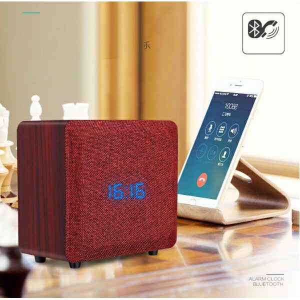 Loa nghe nhạc thẻ nhớ usb Bluetooth có đài FM - Đồng hồ báo thức - 2686776 , 648537460 , 322_648537460 , 900000 , Loa-nghe-nhac-the-nho-usb-Bluetooth-co-dai-FM-Dong-ho-bao-thuc-322_648537460 , shopee.vn , Loa nghe nhạc thẻ nhớ usb Bluetooth có đài FM - Đồng hồ báo thức