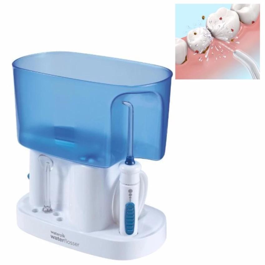 Máy tăm nước gia đình giúp vệ sinh răng miệng Waterpik WP-70 Family