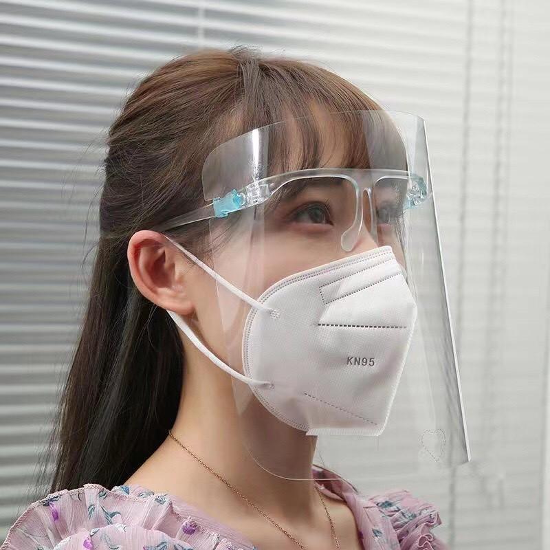 Kính mặt chắn chống giọt bắn Elimaz, bảo vệ bạn trước đại dịch