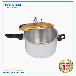 Nồi hầm không dùng điện -Nồi áp suất đáy từ- chính hãng Hyundai dùng cho mọi loại bếp bảo hành 12 tháng trên toàn quốc