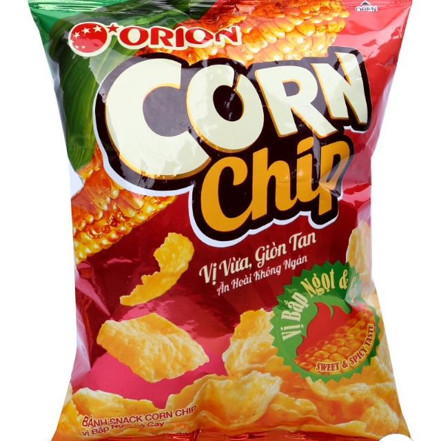 Bộ 10 bịt Bánh Snack Orion Corn Chip 38g - 2550736 , 888007981 , 322_888007981 , 90000 , Bo-10-bit-Banh-Snack-Orion-Corn-Chip-38g-322_888007981 , shopee.vn , Bộ 10 bịt Bánh Snack Orion Corn Chip 38g
