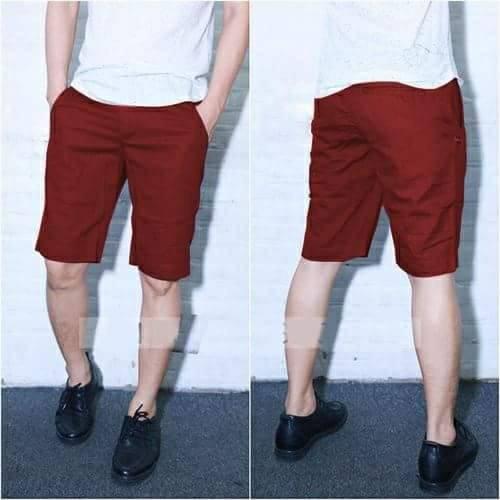 Combo 2 quần short nam khaki Cago cao cấp