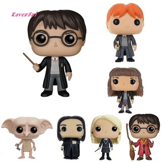 XA_Cute Harry Potter Hermione Snape Granger Severus Action Figure Toy Kids Doll