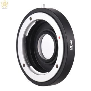 Ngàm Chuyển Đổi Ống Kính Md-Ai Md-Ai 12 Giờ Cho Máy Ảnh Nikon Ai F3200 D5200 D7000 D7200 D300 D700 (D800)