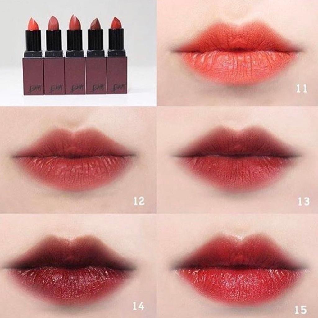 (Hàng Công Ty) Son BBIA Last Lipstick Ver 3
