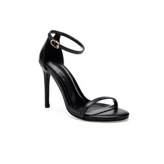 [Mã FASHIONRNK giảm 10K đơn 50K] Sandal gót đinh, phom to khách chọn lùi 1 size thumbnail