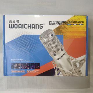 [Mã ELFLASH5 giảm 20K đơn 50K] Micro Thu Âm Woaichang BM-900