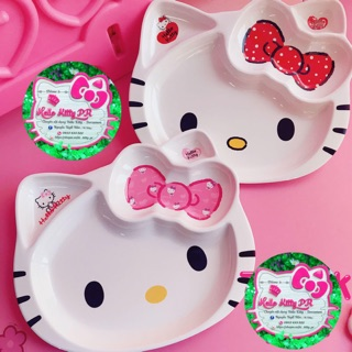 DĨA 3D CHIA Ô HELLO KITTY