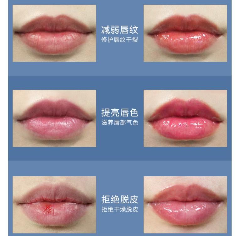Son dưỡng ẩm đổi màu Sheloves Ocean Treasure Lip Gloss 5ml