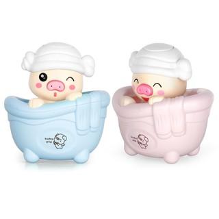 Đồ chơi nhà tắm lợn con tạo mưa
