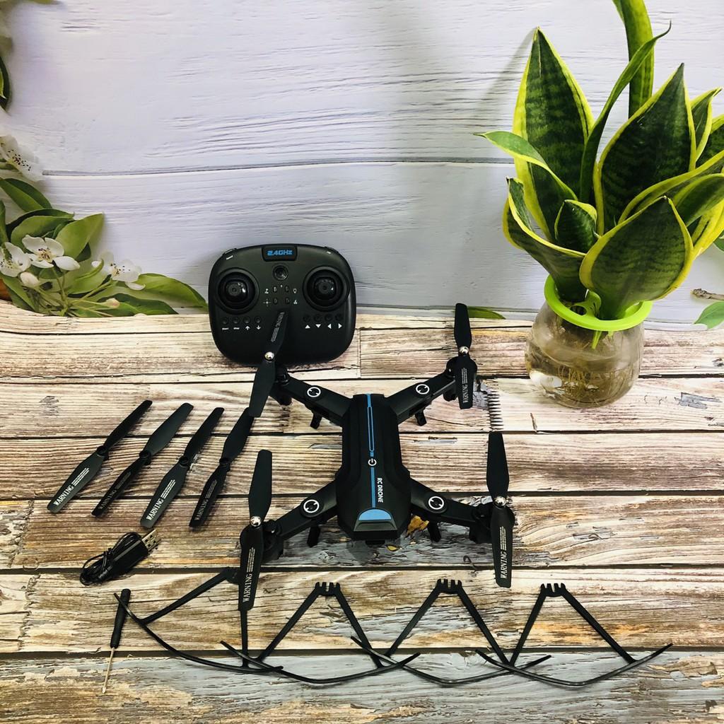 Flycam a6💥FREESHIP💥 quay Full HD, có gps tự bay về