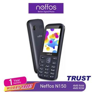 Điện Thoại TP-Link Neffos N150 Dual Sim - Hàng Chính Hãng thumbnail