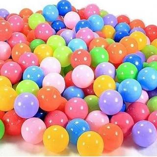 Túi bóng 100 quả bóng nhựa cho bé [Rẻ Vô Địch]