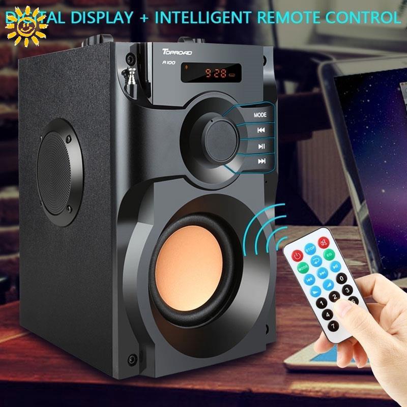 SMI Portable Bluetooth Speaker Outdoor Bluetooth Speaker Subwoofer MP3 Wireless Bluetooth Speaker