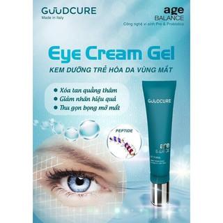 Kem dưỡng trẻ hóa vùng da mắt guudcure thumbnail