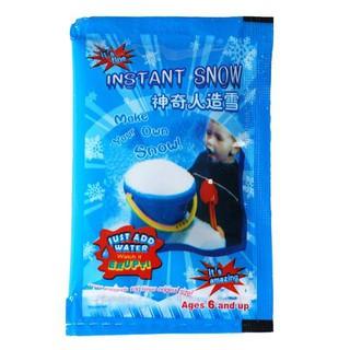 Tuyết xanh bông bạc ( nguyên liệu slime mây)