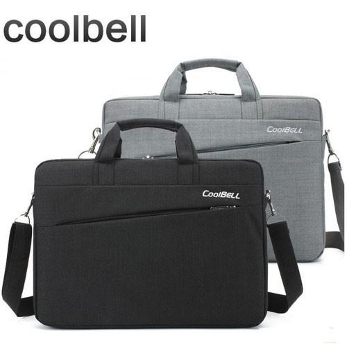 Túi xách Laptop thời trang Coolbell 3009 14 đến 15.6 ink  (Màu ghi)