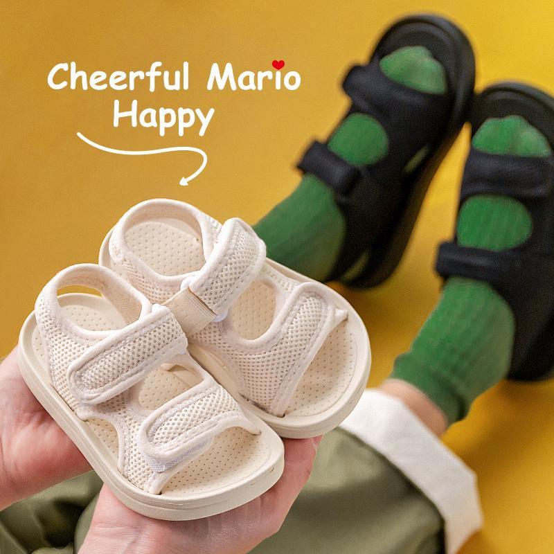 Dép trẻ em Cheerful Mario QL-2277 siêu mềm siêu nhẹ chống trơn trượt cho bé