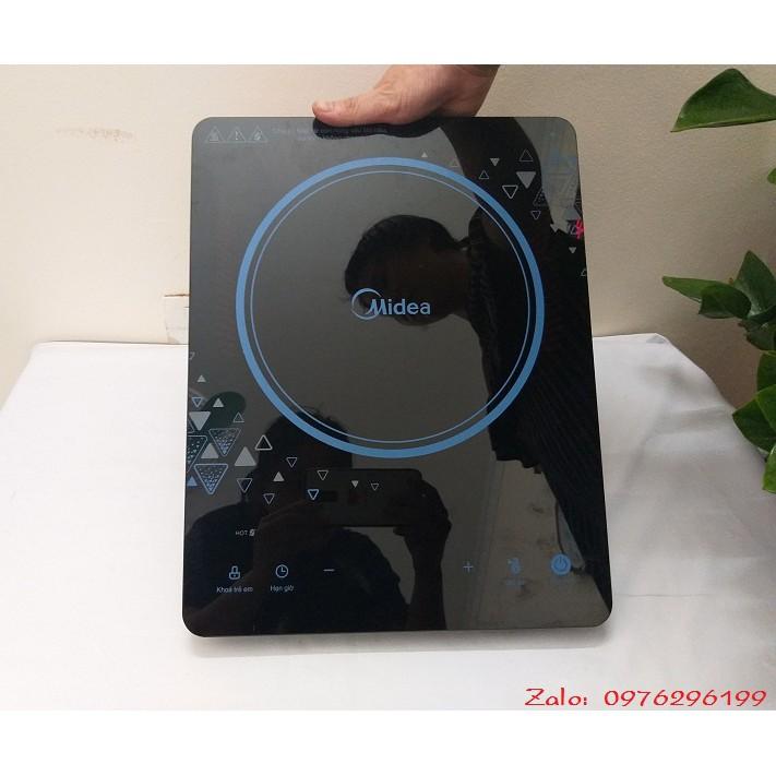 (TẶNG NỒI LẨU) Bếp hồng ngoại Midea MIR-T2018DD 2000W - Hàng chính hãng