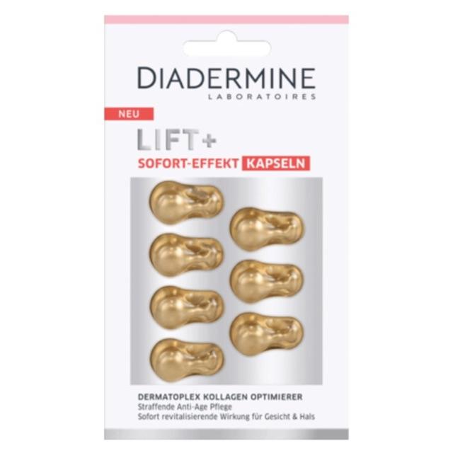 Viên Serum Diadermine Super Filler mẫu mới