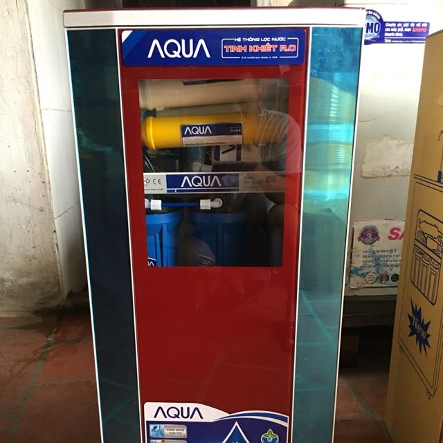 Máy lọc nước 8 lõi không vỏ tủ