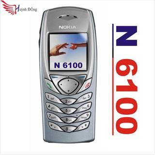 Điện Thoại Nokia 6100 – Có Kèm Pin Sạc