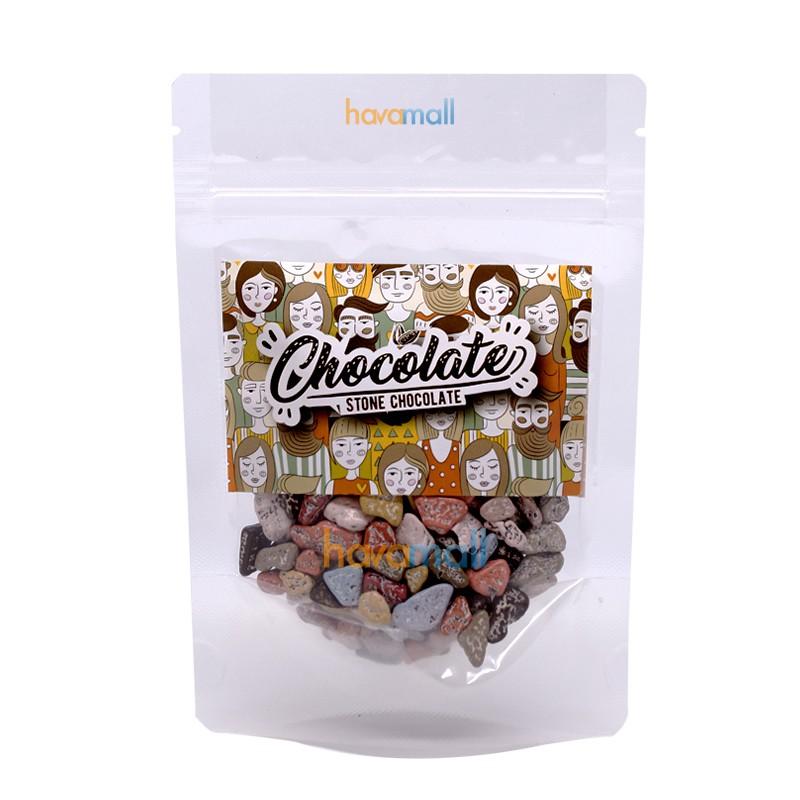 [DATE MỚI NHẤT] Kẹo Socola Choco Rock Dạng Đá 100gr