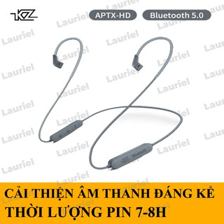 Cáp Bluetooth 5.0 APTX HD chính hãng KZ thumbnail
