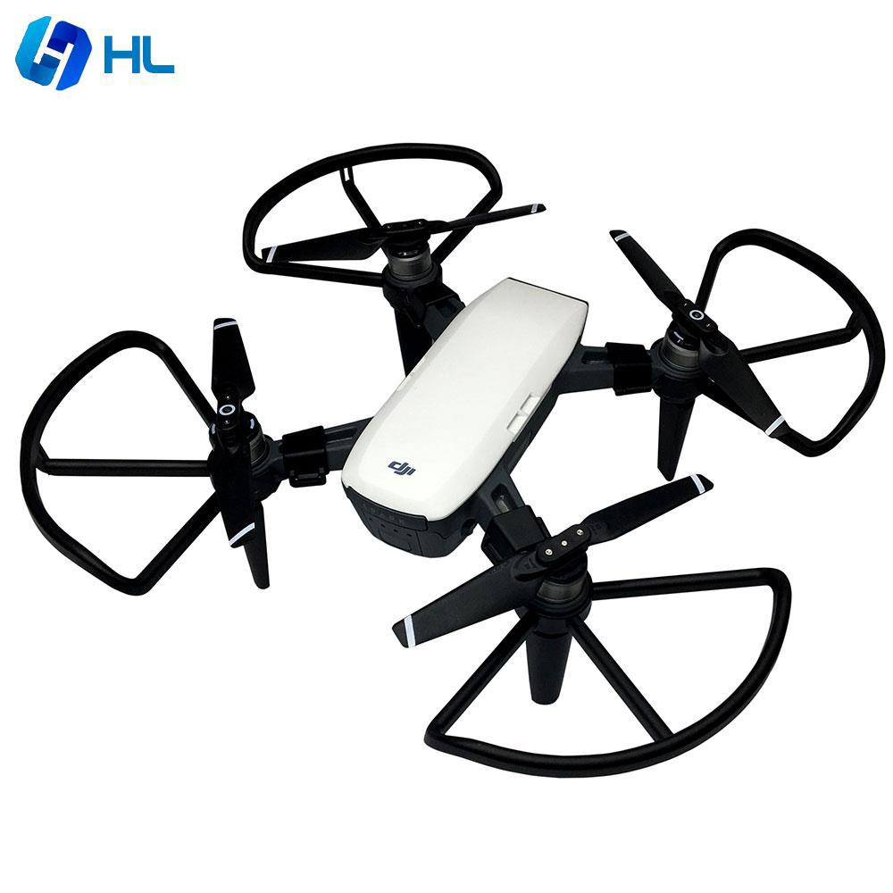 Propeller Blade Guards Extension Landing Gear For DJI Spark RC Drone Aircraft