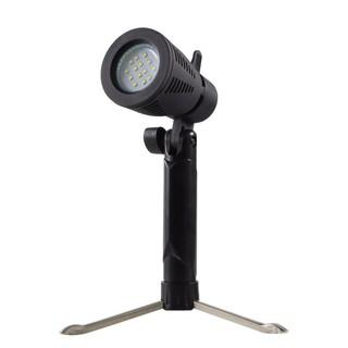 Đèn LED mini xếp gọn 3200K/5500K hỗ trợ độ sáng dùng trong chụp ảnh