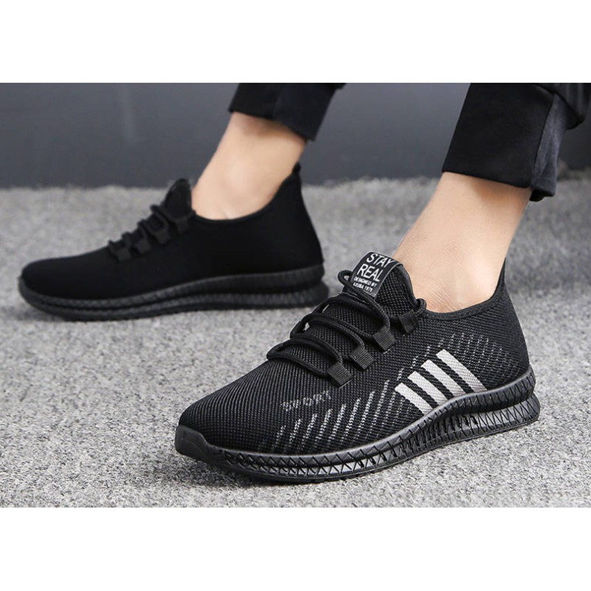 Giầy thể thao nam,giầy sneaker STAY READ PK 7