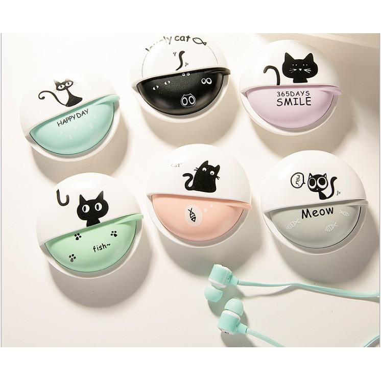 Tai nghe Cat Happy Day - 13958533 , 1971119619 , 322_1971119619 , 45000 , Tai-nghe-Cat-Happy-Day-322_1971119619 , shopee.vn , Tai nghe Cat Happy Day